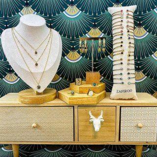 Collection coup de coeur de l'équipe 😍 #bijoux #bijouxacierinoxydable #stainlesssteel #stailesssteeljewelry #idéescadeaux #trendylook #tendance2020 #musthave #bijouxaddict #nimes #capcostieres #palavaslesflots #bijouxlovers💕 #zafiroobijoux